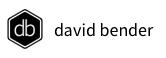David-Bender_Logo_sw